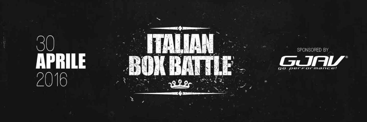 Italian Box Battle crossfit redwall
