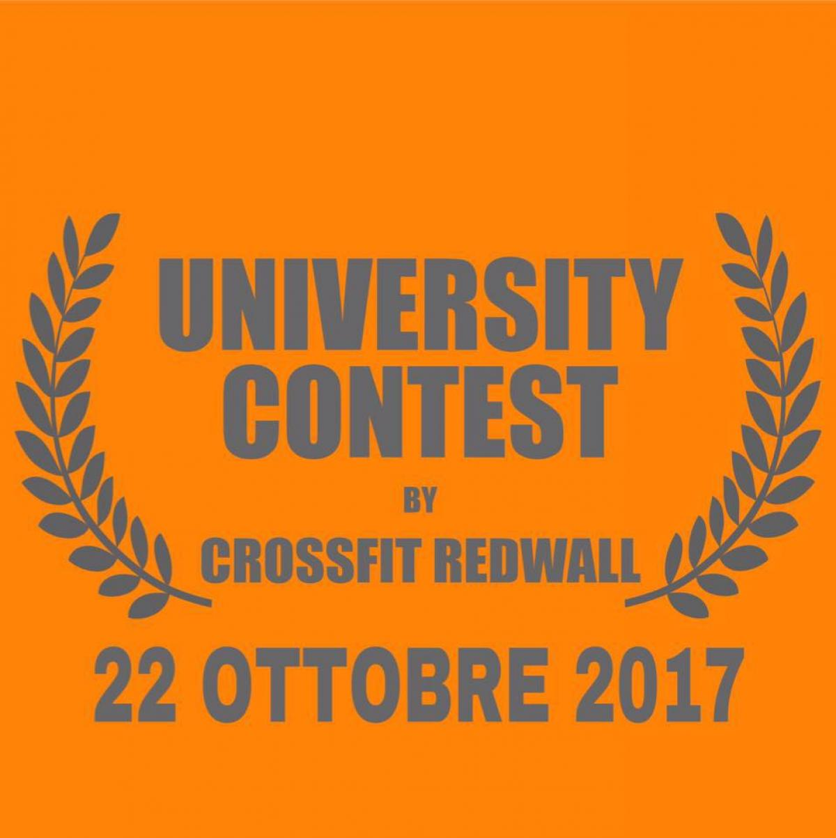 University Contest 2017 by CrossFit Redwall