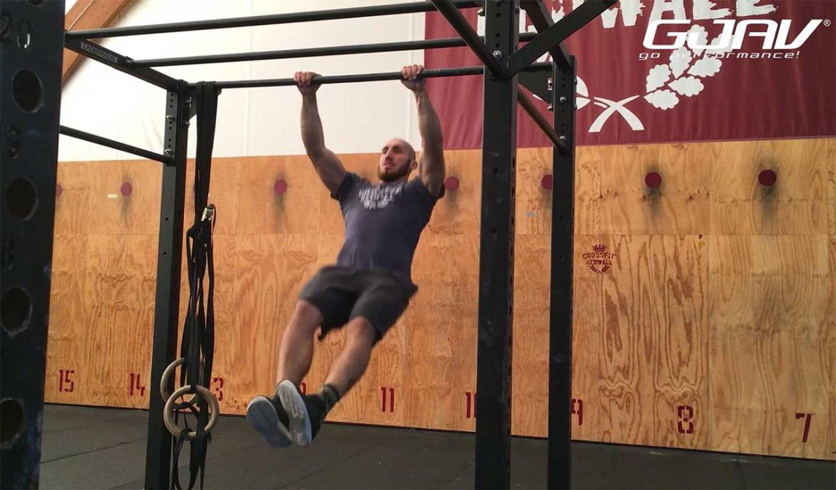 butterfly pull up crossfit tutorial