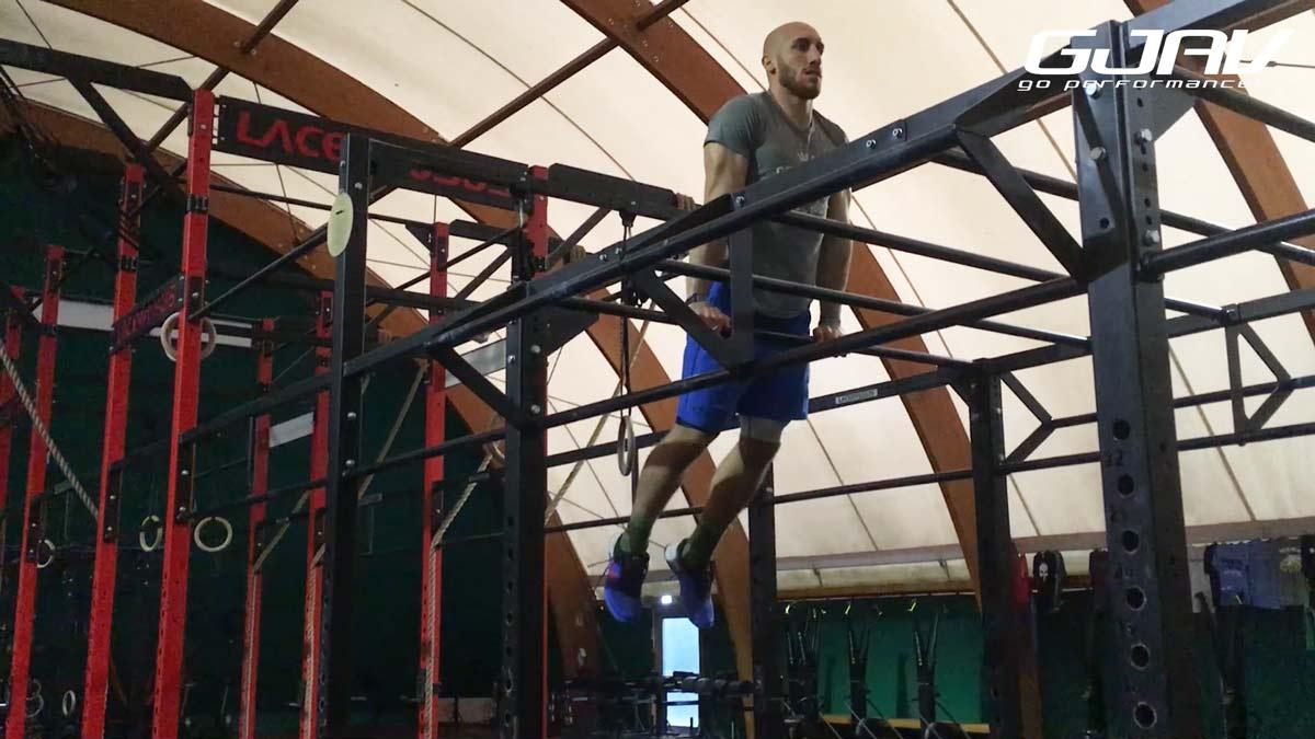 tutorial bar muscle up crossfit gjav