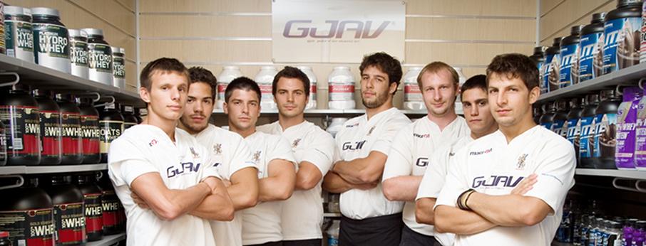 GJAV Pumpkins Ferarra la squadra di brach rugby