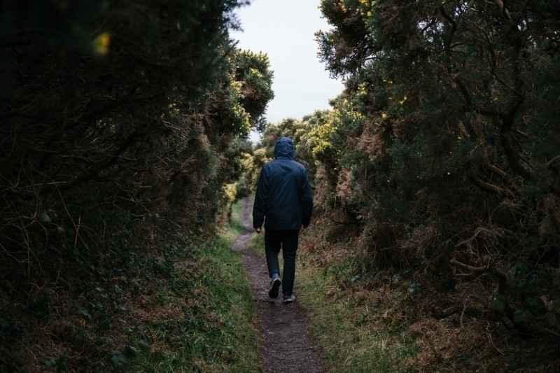 camminare fa bene gjav