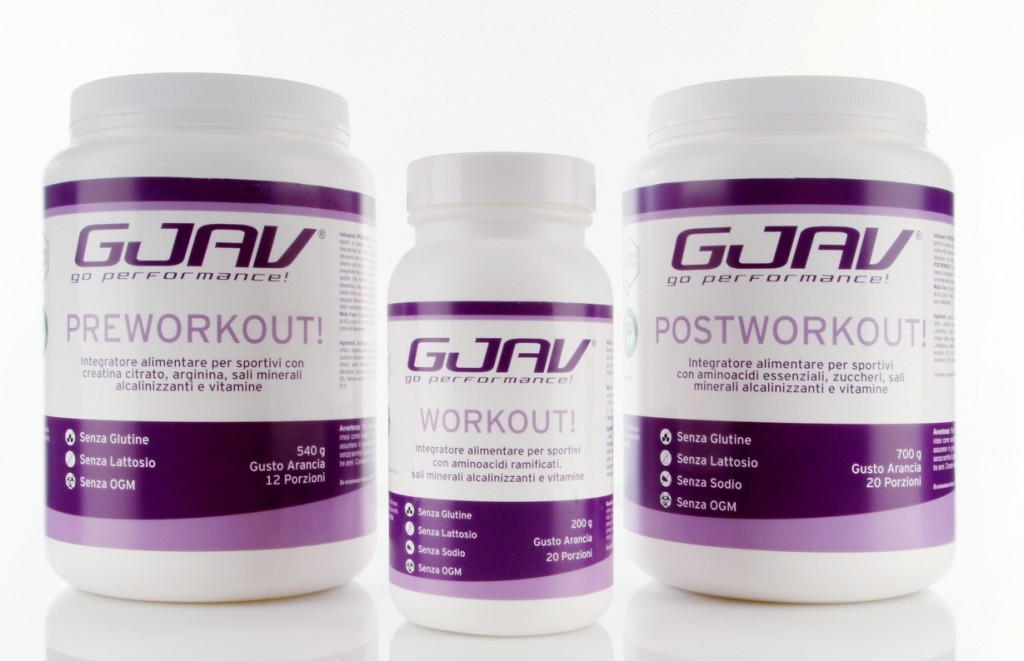 integratori alimentari palestra pre workout workout post workout