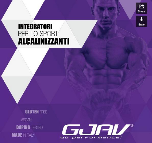 scarica il nuovo catalogo degli integratori gjav