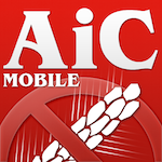 AIC prontuario associazione italiana celiachia mobile