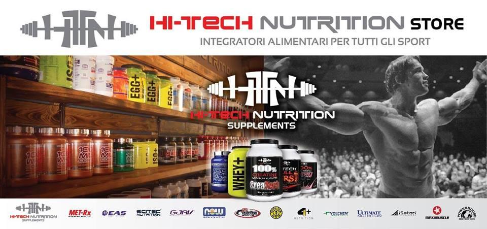 Hi Tech Nutrition Store di Chieti