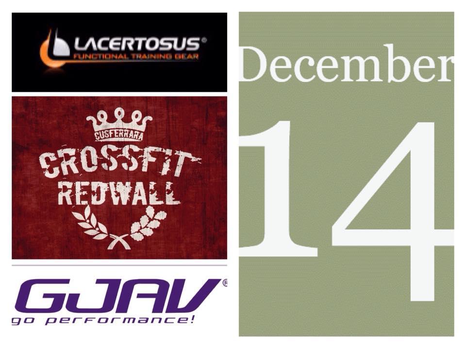 University CrossFit Contest presso CrossFit Redwall Ferrara