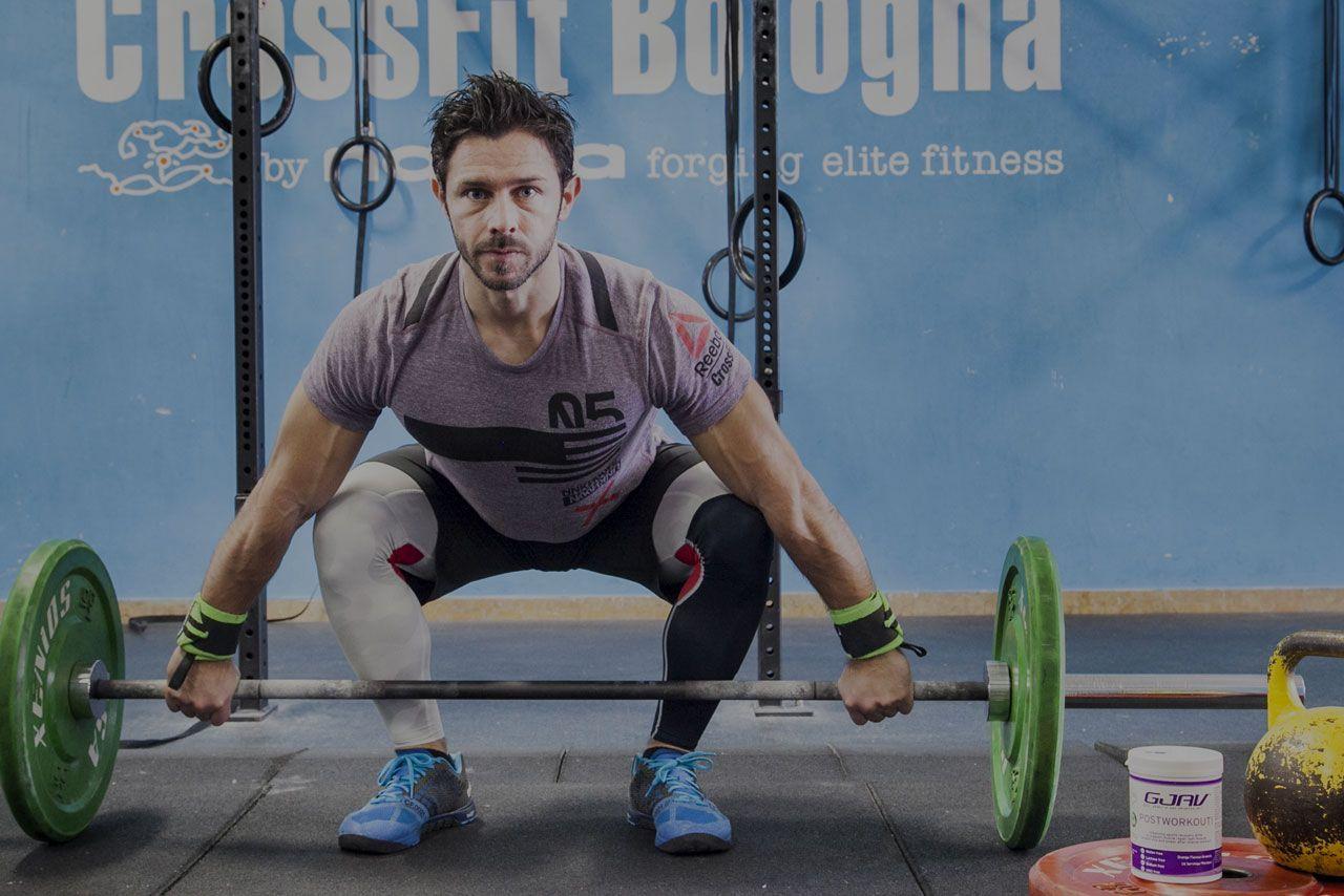 post workout integratori per post workout