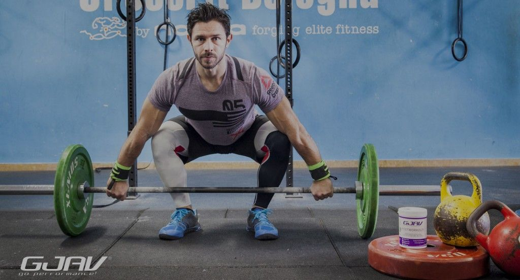 integratori per sportivi CrossFit