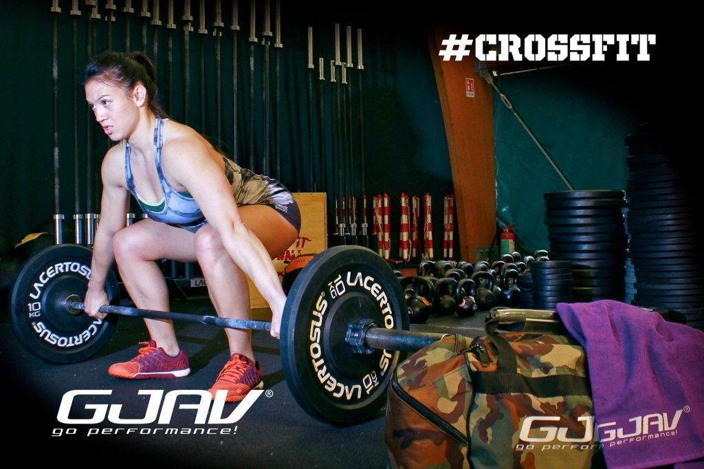 Manila Pennacchio e il CrossFit