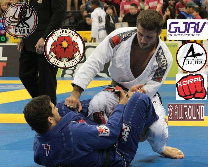 luca anacoreta bjj Brazilian Jiu Jitsu