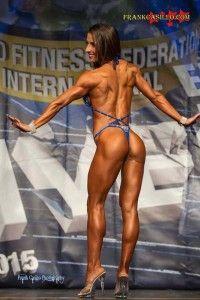 Cristina Putzu Miss Universo Fitness