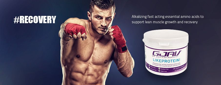 aminoacidi essenziali likeprotein recovery