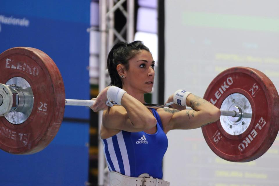 Stefania Denurra CroosFit Rx CrossFit Amsicora