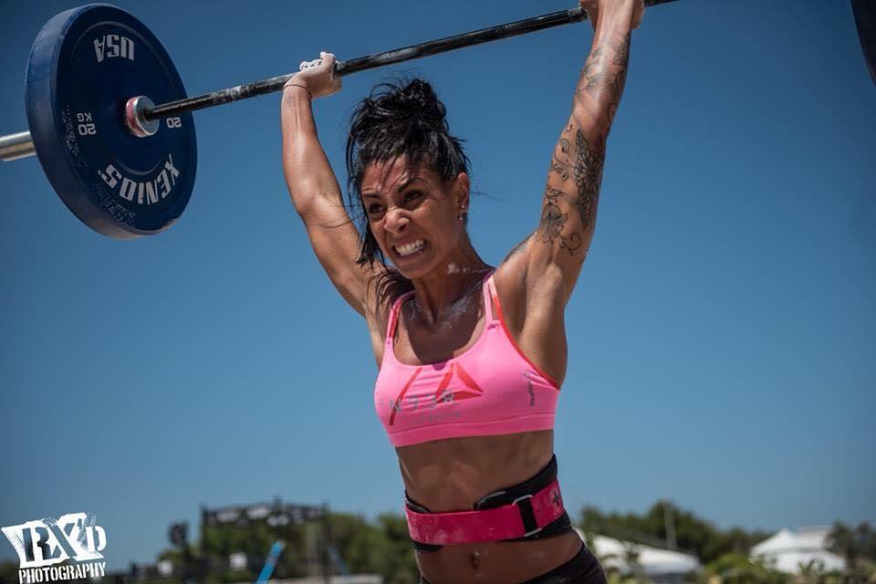 Stefania Denurra CrossFit Amsicora