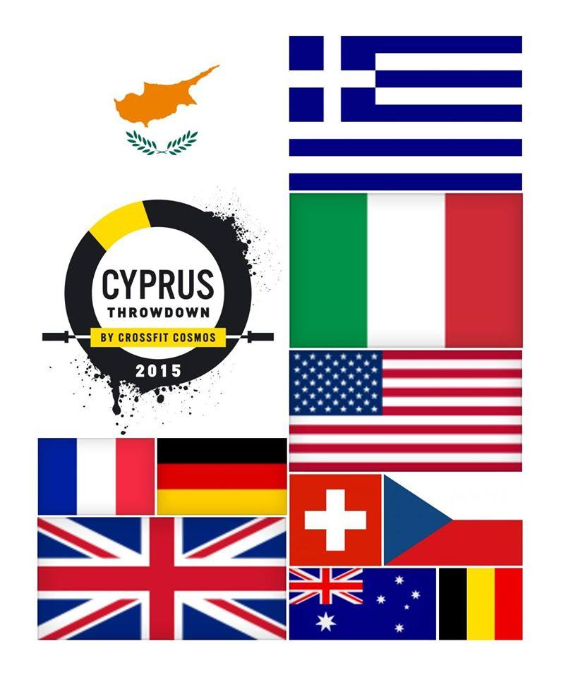 cyprus trowdown 2015 crossfit
