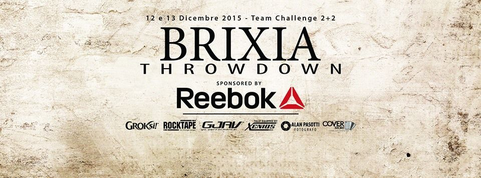 Brixia Throwdown
