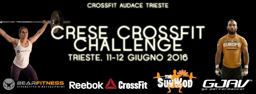 Crese CrossFit Challenge by CrossFit Audace