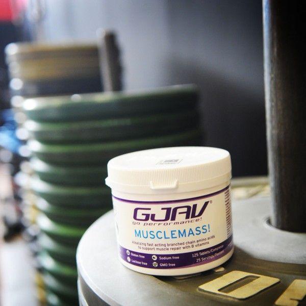 aminoacidi ramificati musclemass