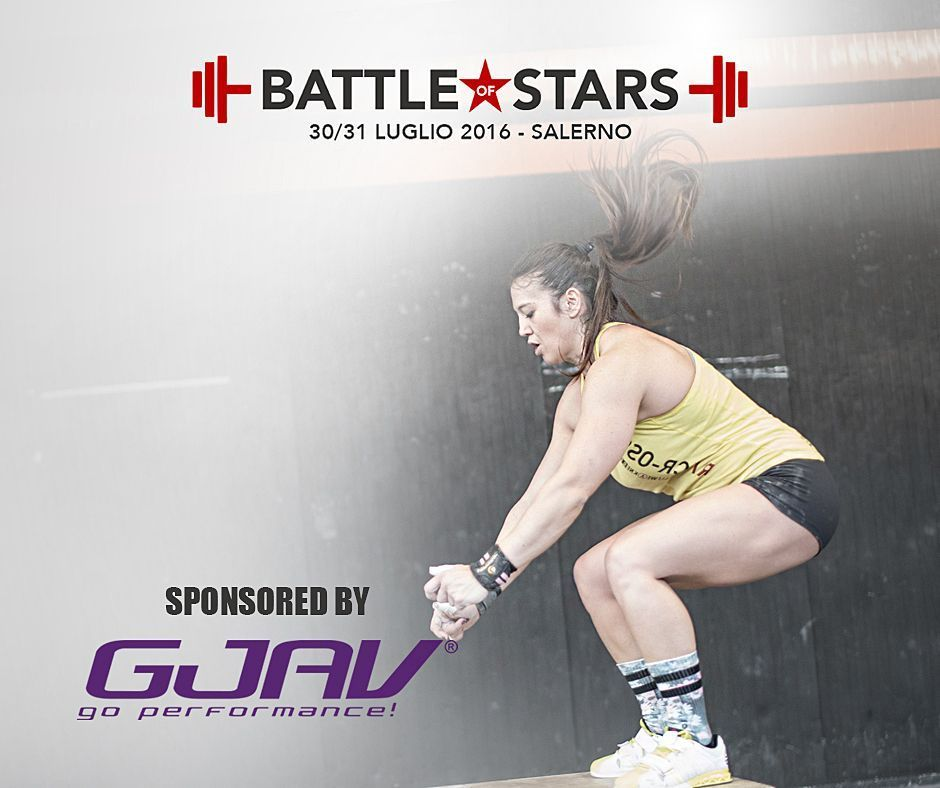 battle of stars crossfit Salerno