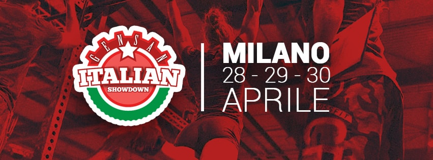 italian showdown 2017 crossfit competition