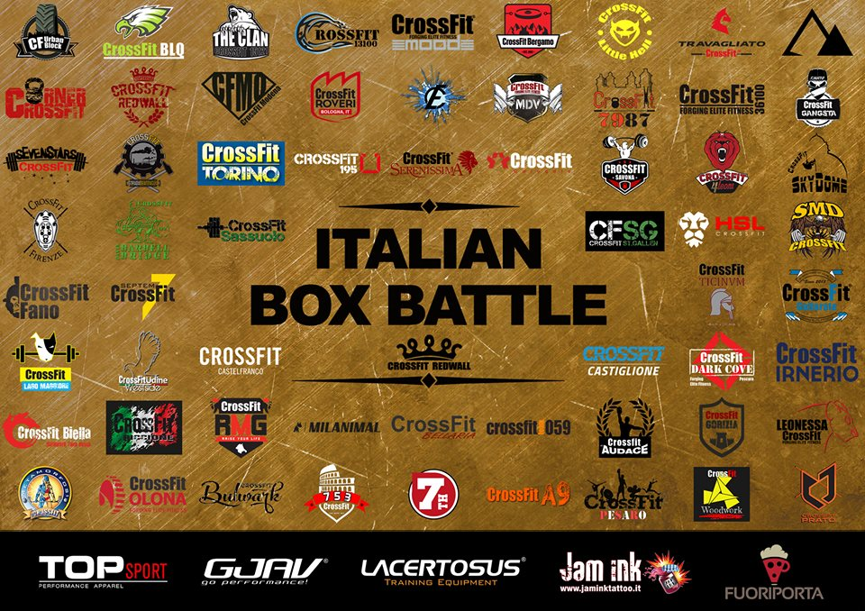 italian box battle 2017
