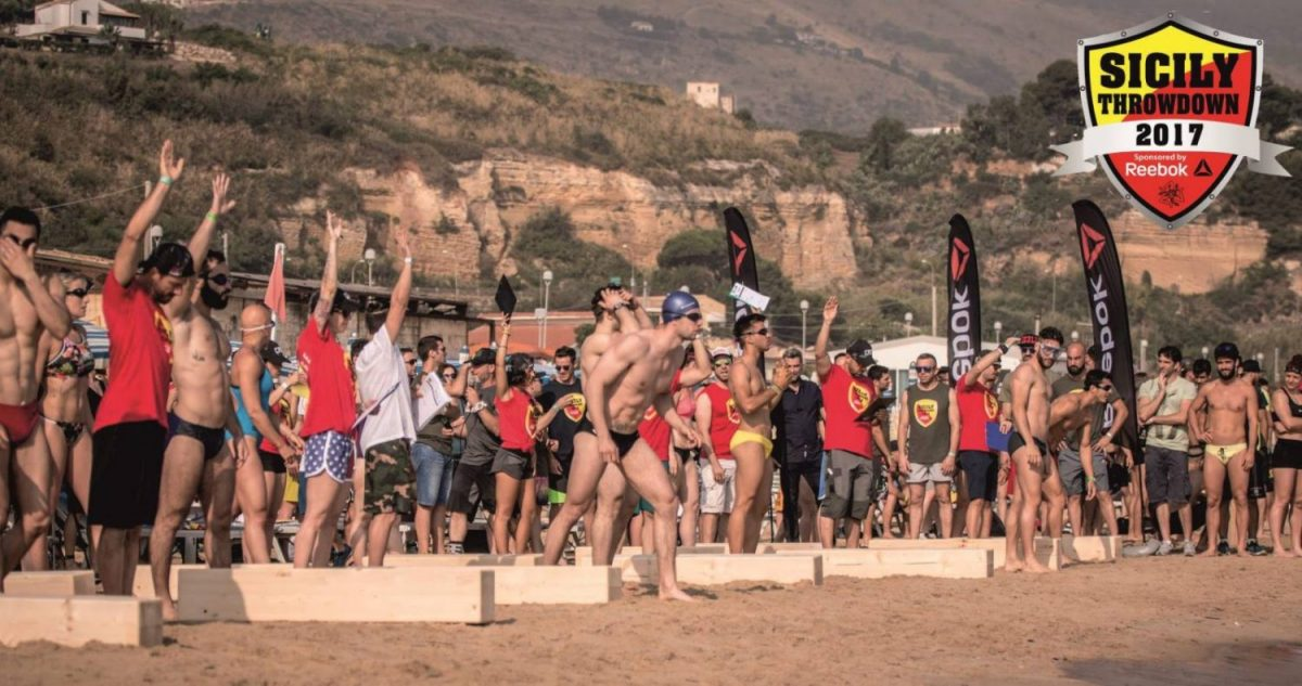 Sicily Throwdown 2017