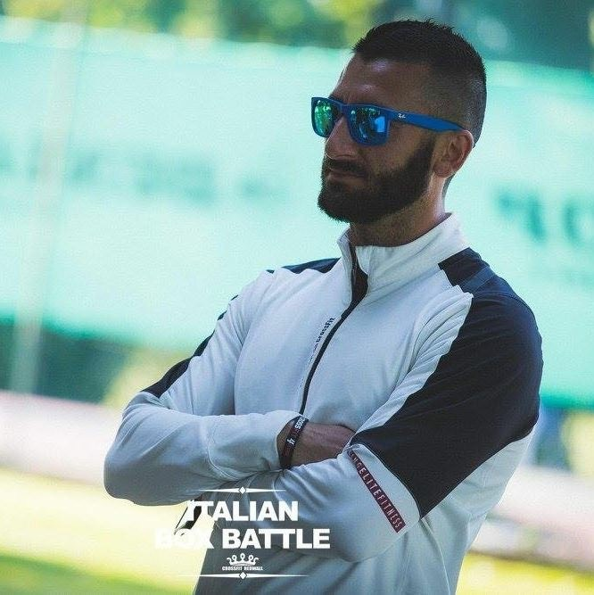 CrossFit 4 Leoni Carmine D'Elia