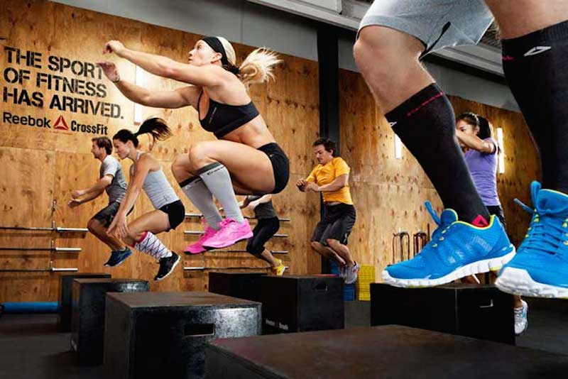 crossfit wod allenamento donne gjav