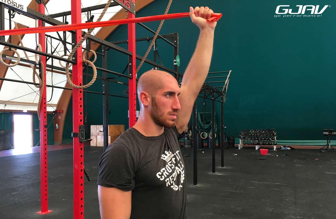 mobility push jerk tricipiti gjav tutorial