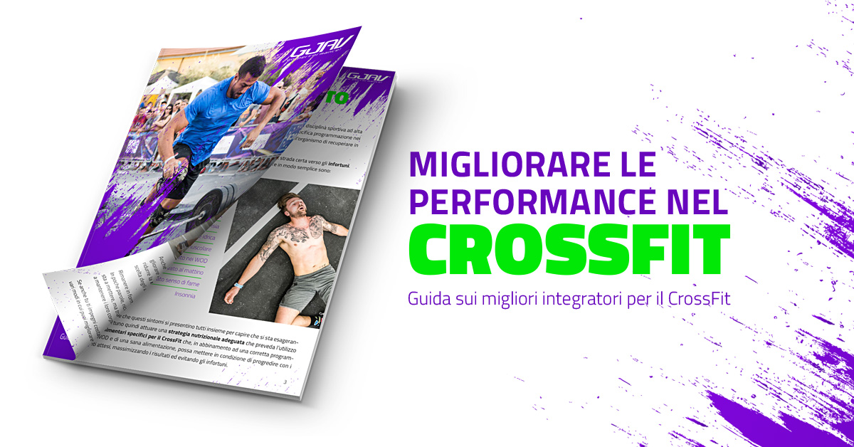 guida integratori per migliorare performance nel crossfit
