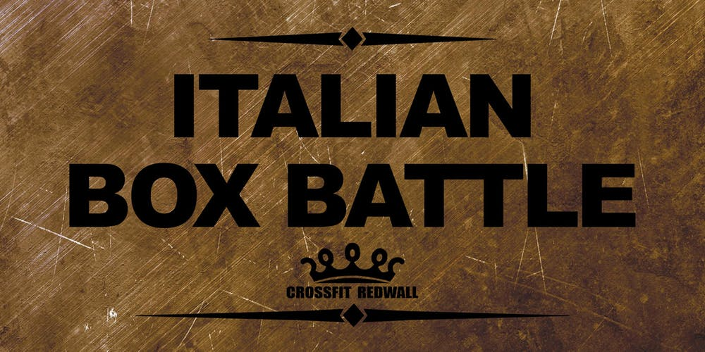 Italian Box Battle ibb 2018