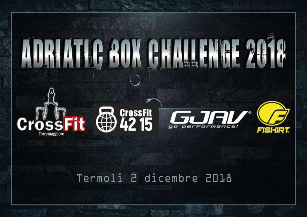 adriatic box challenge